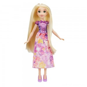 Disney Princess Royal Shimmer - Rapunzel Doll Clearance Sale
