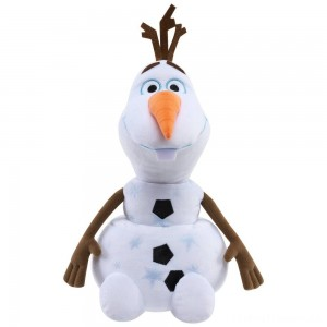 Disney Frozen 2 Large Plush Olaf Clearance Sale