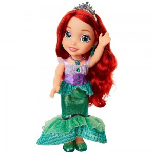 Disney Princess Majestic Collection Ariel Doll Clearance Sale