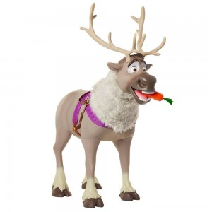 Disney Frozen 2 Playdate Sven Clearance Sale