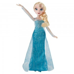 Disney Frozen Classic Fashion - Elsa Doll Clearance Sale