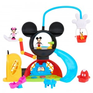 Disney Mickey Clubhouse Adventures Playset Clearance Sale