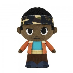 Funko Supercute Plush: Stranger Things - Lucas Plush Clearance Sale