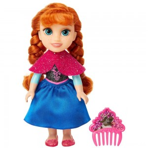 Disney Princess Petite Anna Fashion Doll Clearance Sale