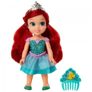 Disney Princess Petite Ariel Fashion Doll Clearance Sale
