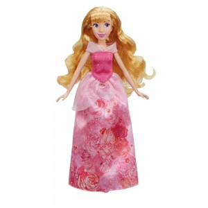 Disney Princess Royal Shimmer - Aurora Doll Clearance Sale
