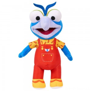Disney Junior Muppet Babies Gonzo Plush Clearance Sale