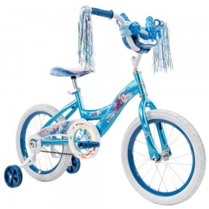 "Huffy Disney Frozen 2 16"" Bike - Blue, Girl's Clearance Sale"