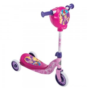 Huffy Disney Princess Secret Storage Scooter, Kids Unisex, Pink Clearance Sale