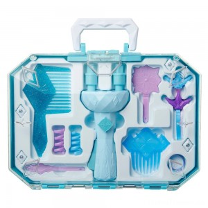Disney Frozen 2 Elsa's Enchanted Ice Accessory Set Clearance Sale