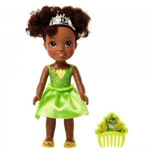 Disney Princess Petite Tiana Fashion Doll Clearance Sale