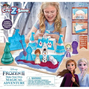 Disney Frozen 2 Make Your Own Magical Adventure Craft Activity Kit Clearance Sale