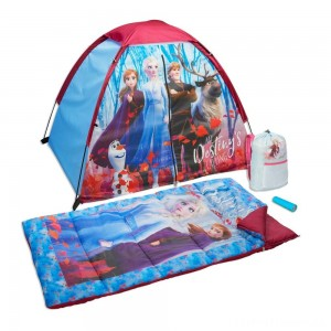 Disney Frozen 2 Anna 4pc Camp Kit Clearance Sale