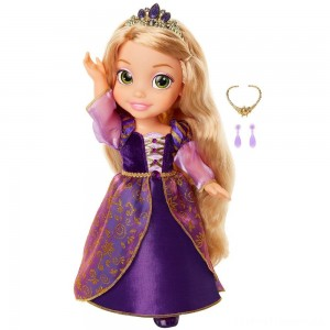 Disney Princess Majestic Collection Rapunzel Doll Clearance Sale