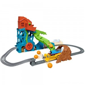 Fisher-Price Thomas & Friends TrackMaster Cave Collapse Clearance Sale