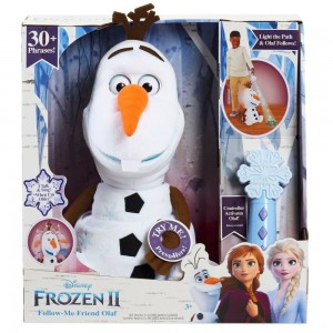 Disney Frozen 2 Follow Me Friend Olaf Clearance Sale