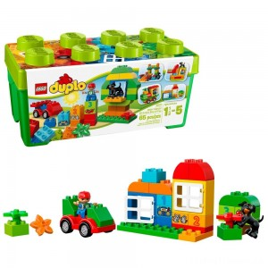 LEGO DUPLO My First All-in-One-Box-of-Fun 10572 Clearance Sale