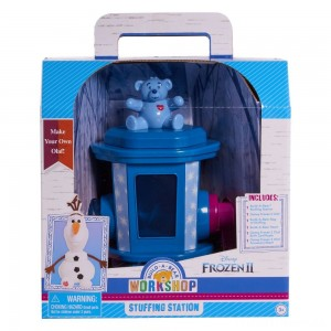Build-A-Bear Workshop Disney Frozen Stuffing Station With Olaf Plush Clearance Sale