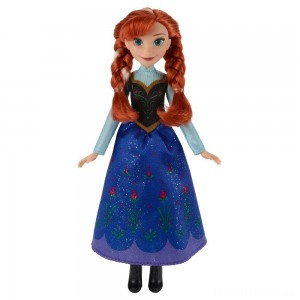 Disney Frozen Classic Fashion - Anna Doll Clearance Sale