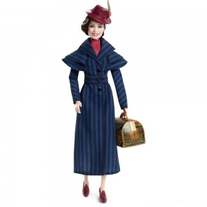 Barbie Collector Disney's Mary Poppins Returns: Mary Poppins Doll Clearance Sale