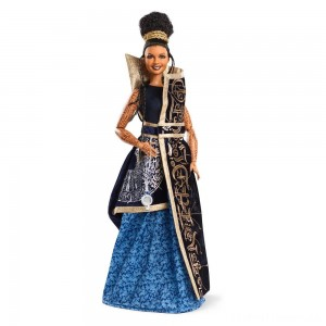 Disney Barbie Collector A Wrinkle in Time Mrs. Who Doll Clearance Sale