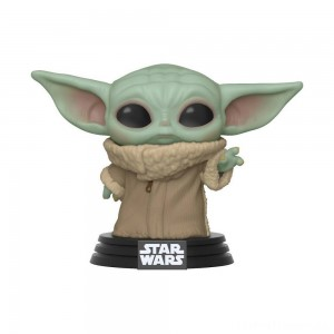 Funko POP! Star Wars - The Child (Baby Yoda) Clearance Sale