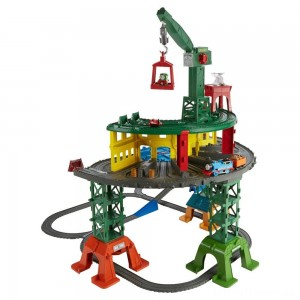 Fisher-Price Thomas & Friends Super Station Trackset Clearance Sale