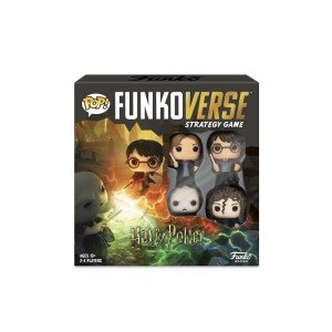 Funkoverse Board Game: Harry Potter #100 Base Set Clearance Sale