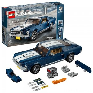 LEGO Creator Expert Vehicles Ford Mustang 10265 Clearance Sale