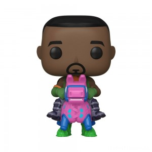 Funko POP! Games: Fortnite - Giddy Up Clearance Sale
