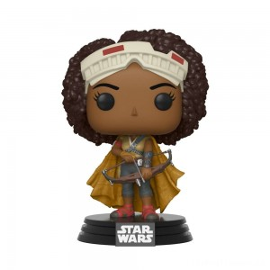 Funko POP! Star Wars: The Rise of Skywalker - Jannah Clearance Sale