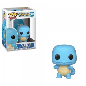 Funko POP! Games: Pokemon - Squirtle Clearance Sale