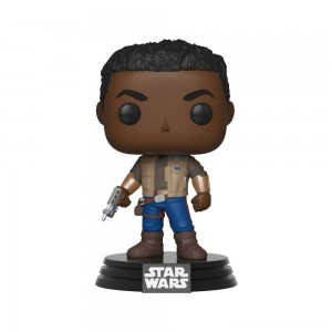 Funko POP! Star Wars: The Rise of Skywalker - Finn Clearance Sale