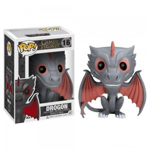 Funko POP! Game of Thrones - Drogon Figure Clearance Sale