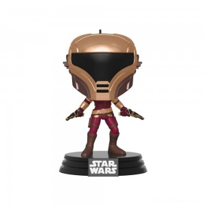 Funko POP! Star Wars: The Rise of Skywalker - Zorii Bliss Clearance Sale