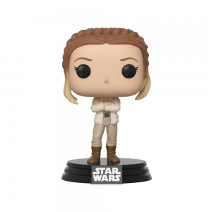 Funko POP! Star Wars: The Rise of Skywalker - Lieutenant Connix Clearance Sale