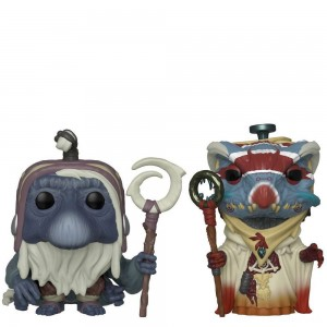 Funko POP! Television: Netflix The Dark Crystal - Age of Resistance - The Wanderer & The Heretic 2pk (Shared NYCC Debut) Clearance Sale