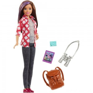 Barbie Travel Skipper Doll Clearance Sale
