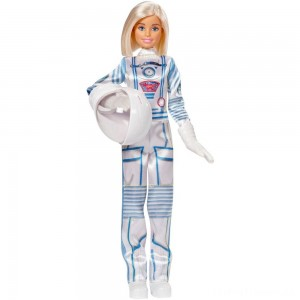 Barbie Careers 60th Anniversary Astronaut Doll Clearance Sale