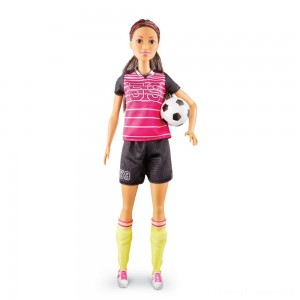 Barbie Careers 60th Anniversary Athlete Doll Clearance Sale