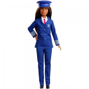 Barbie Careers 60th Anniversary Pilot Doll Clearance Sale