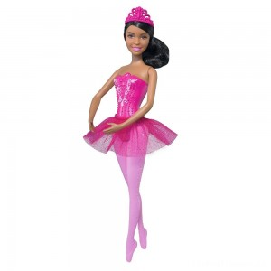 Barbie You Can Be Anything Ballerina Nikki Doll Clearance Sale