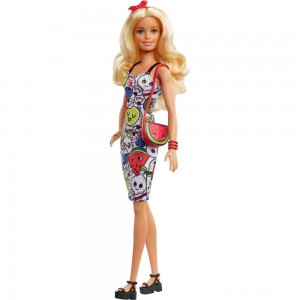 Barbie Crayola Color-in Fashions Doll & Fashions Clearance Sale