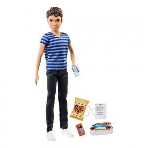 Barbie Skipper Babysitters Inc. Boy Sitter Doll and Accessory Clearance Sale