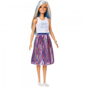 Barbie Fashionistas Doll #120 Dream All Day Clearance Sale