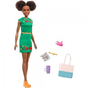 Barbie Travel Nikki Doll, fashion dolls Clearance Sale