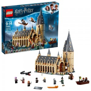 LEGO Harry Potter Hogwarts Great Hall 75954 Clearance Sale