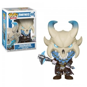Funko POP! Games: Fortnite - Ragnarok Clearance Sale