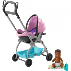 Barbie Skipper Babysitters Inc. Doll & Playset Clearance Sale