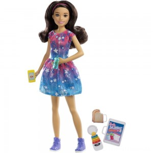 Barbie Skipper Babysitters Inc. Brunette Doll Playset Clearance Sale
